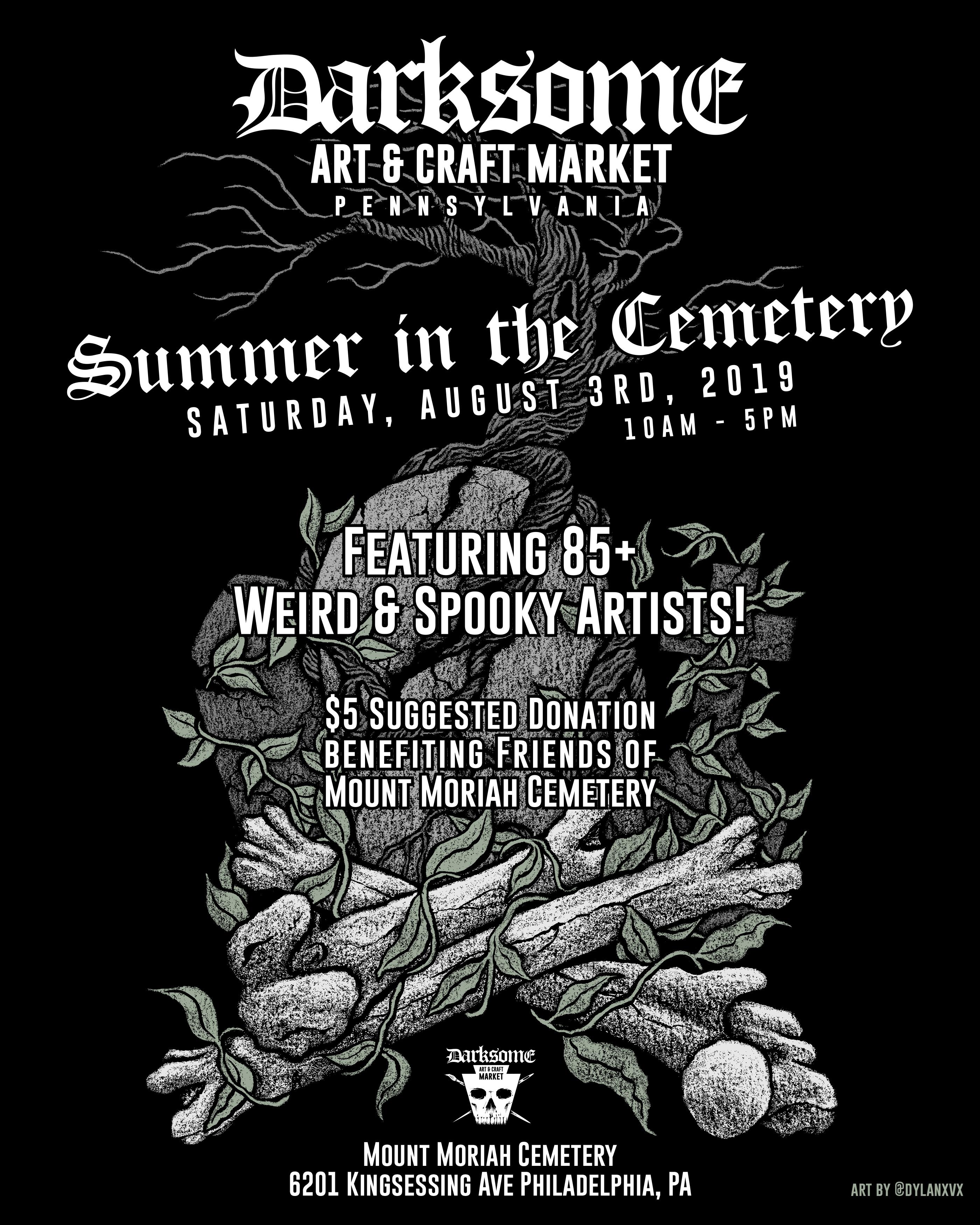 Darksome Market Aug 19