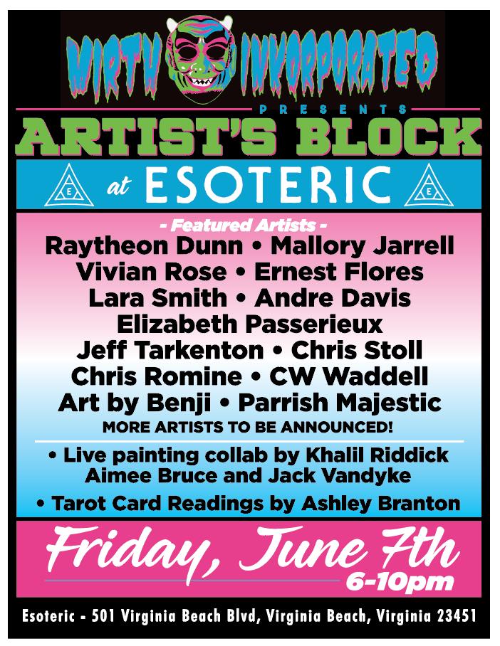 Art Block 6 Jun 19