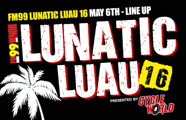 Lunatic Luau May 2016
