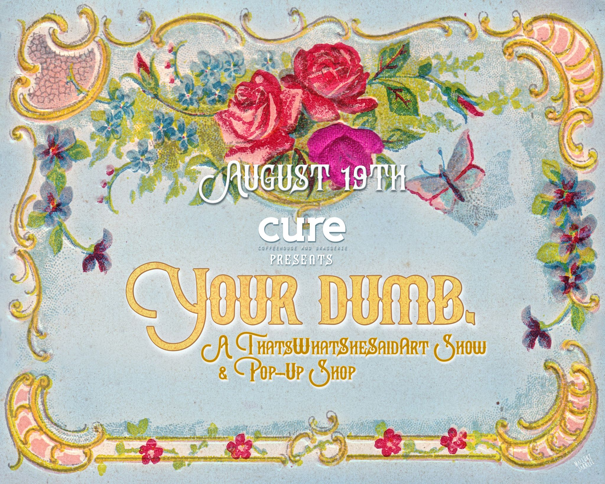 Cure 4 Aug 2017