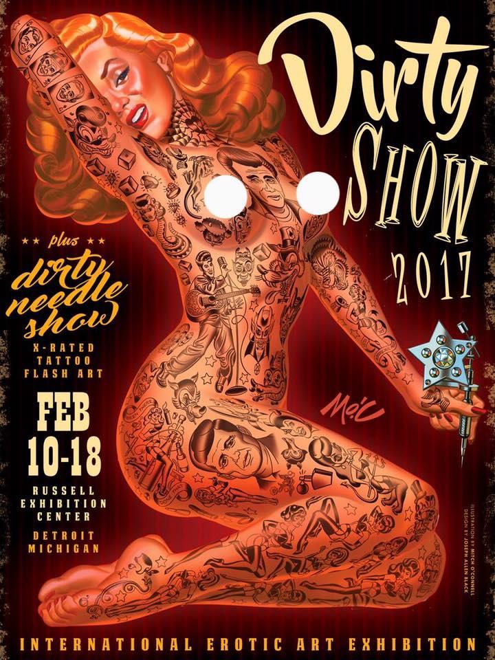 Dirty Show 2017 Feb