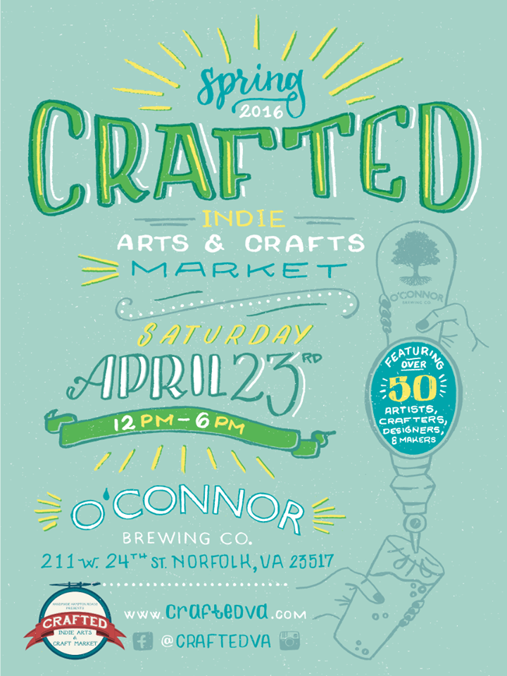 Spring Crafted (3) April 2016