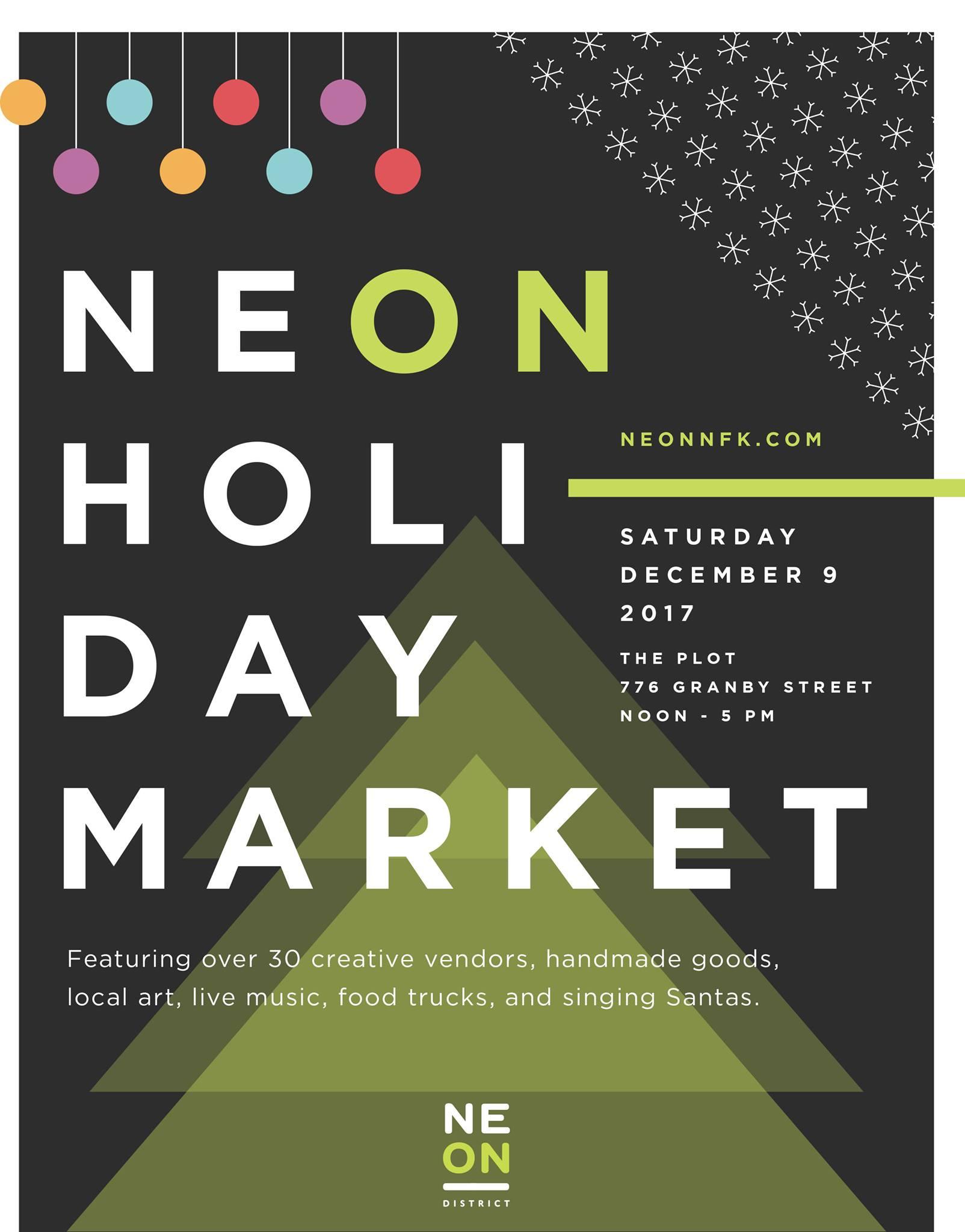 Neon Holiday Dec 17