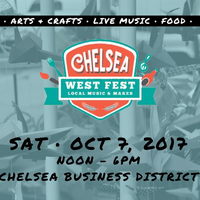 Chelsea West Fest Oct 2017