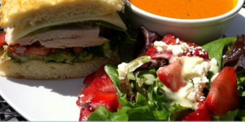 OASIS-SOUP, SALAD & SANDWICH - FAMILY DINNER