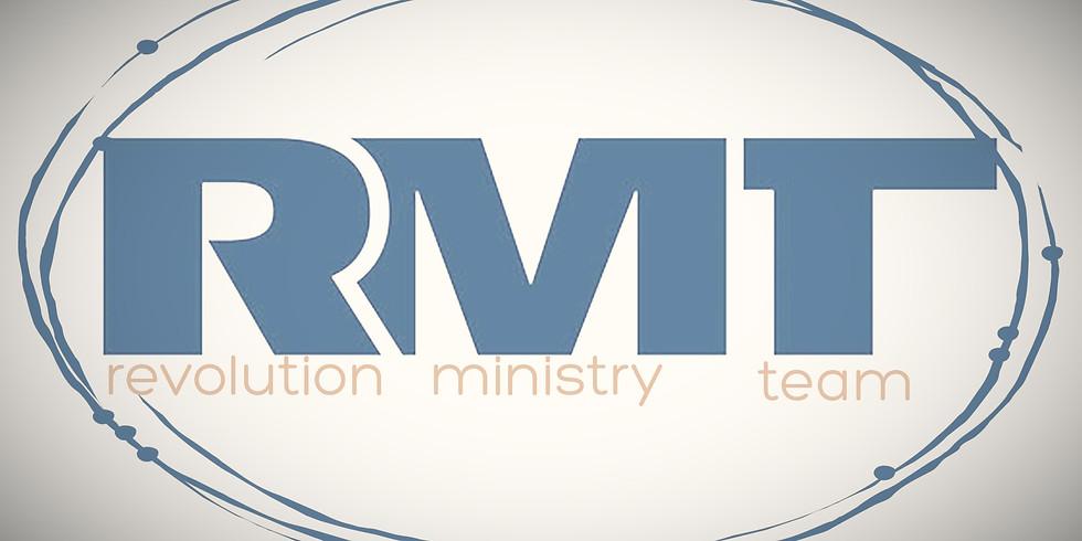RMT - (revolution ministry team) PRACTICE
