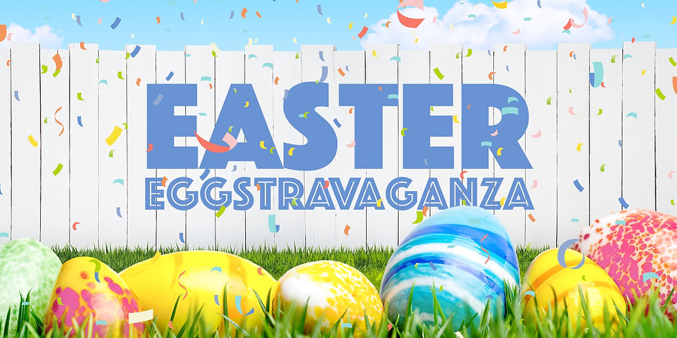THE PALMS - EASTER EGGSTRAVAGANZA