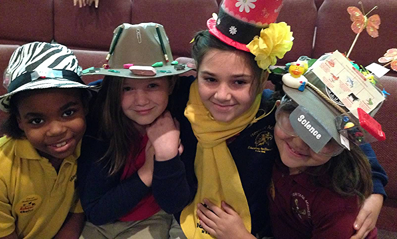 Hats on for School Choice