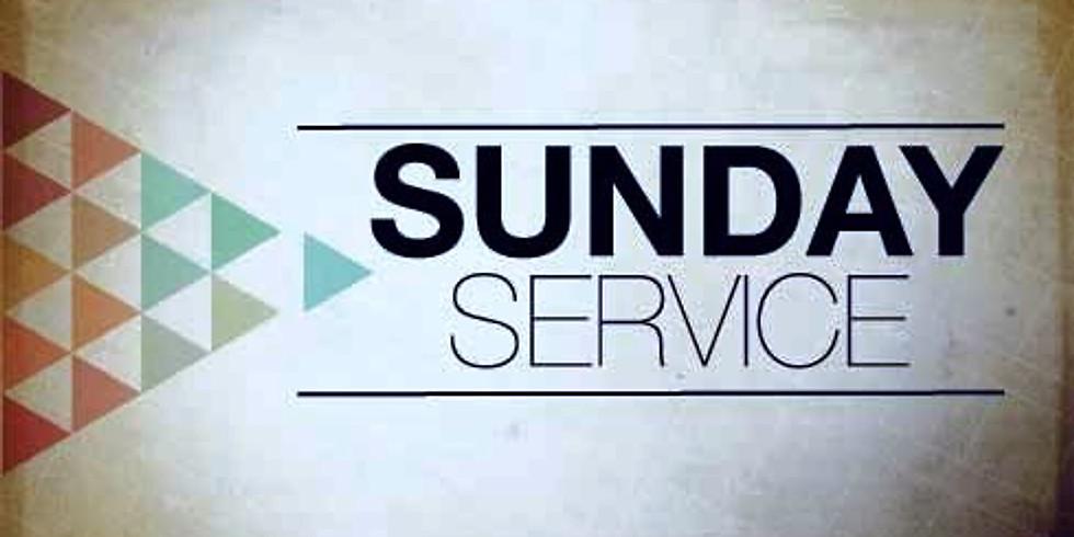 SUNDAY MORNING SERVICE