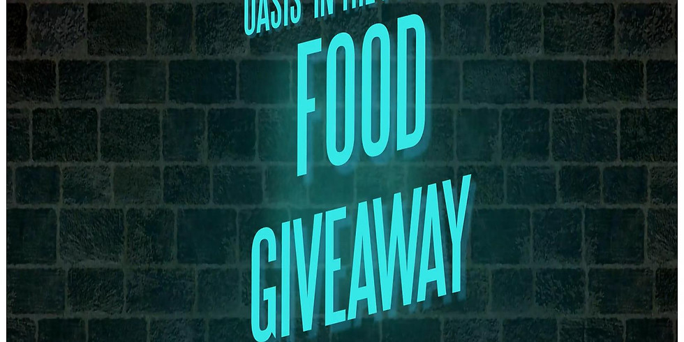 Oasis in the Palms Food Giveaway