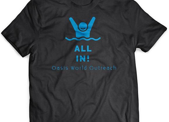 Oasis Batptismal Tee