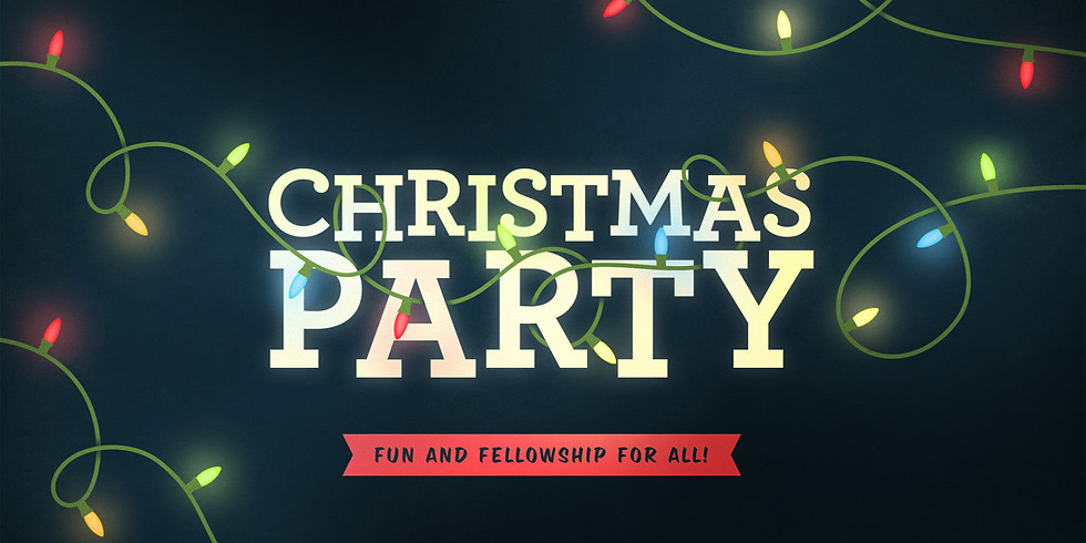 CHRISTMAS PARTY IN THE PALMS