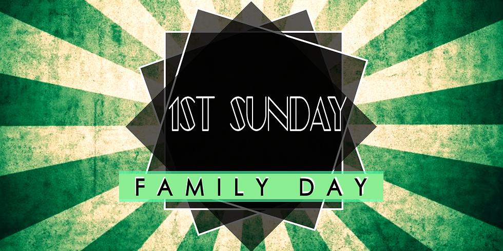 1ST SUNDAY