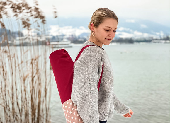 Yoga Mat Bag 80ies
