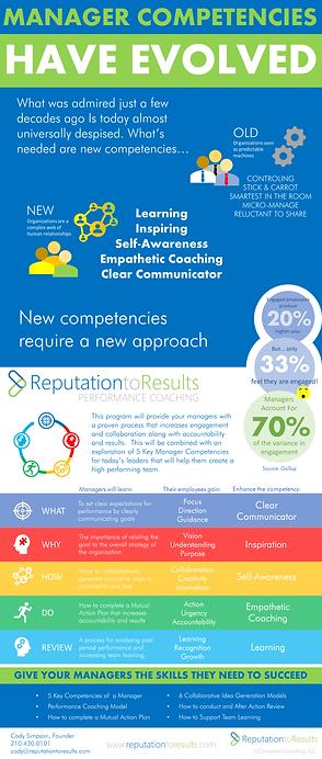 Performance Coaching Infographic - long.
