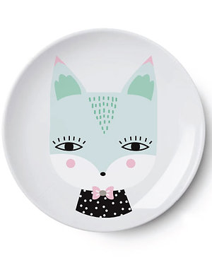 Little Fox Plate