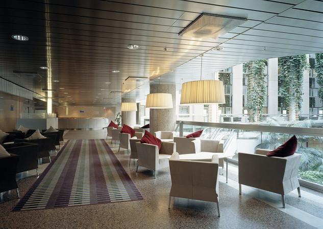 Scandic Infra Hotel Interior (Sweden) - TermoDeck