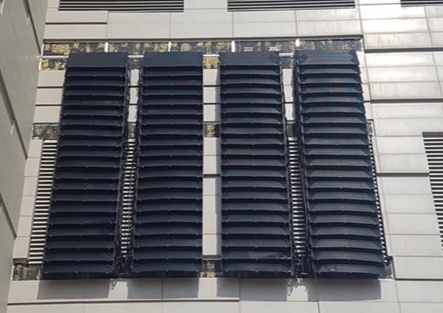Thermodynamic Hot Water Installation - Hotel (UAE)