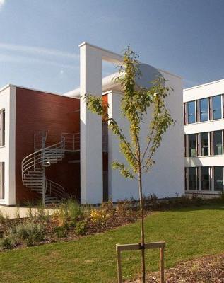 Innovate Building (Leeds) - TermoDeck