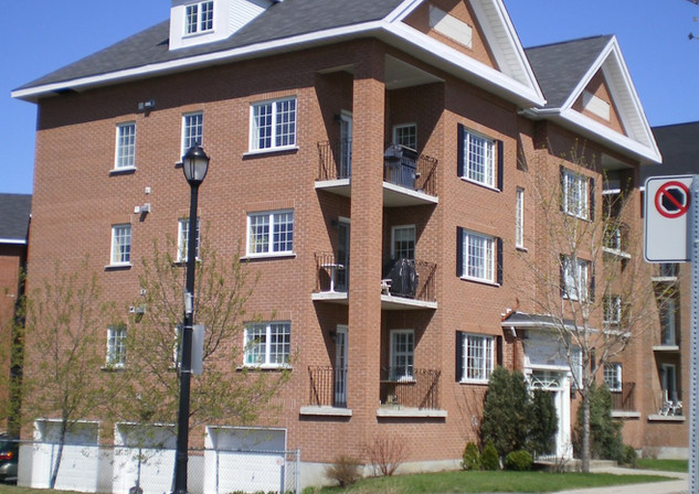 Residential Project using SmartBlock Concept (Canada)