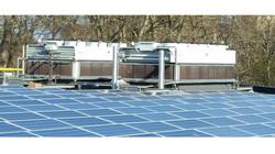Precooll plus solar PV