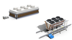 Precooll (flatbed and V-chillers)