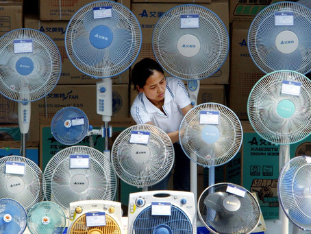 Demand for Cooling is Blind Spot for Climate and Sustainable Development (Carbon Brief)