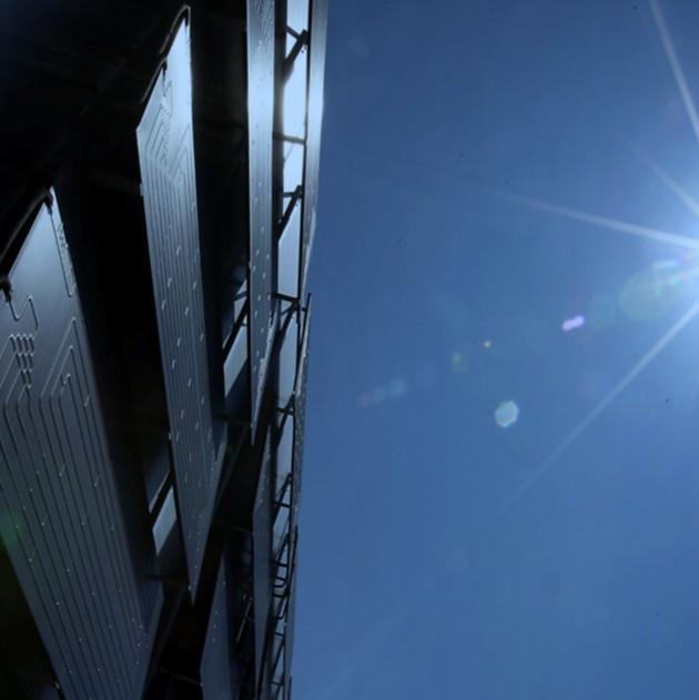 Solar Thermodynamic hot water panels