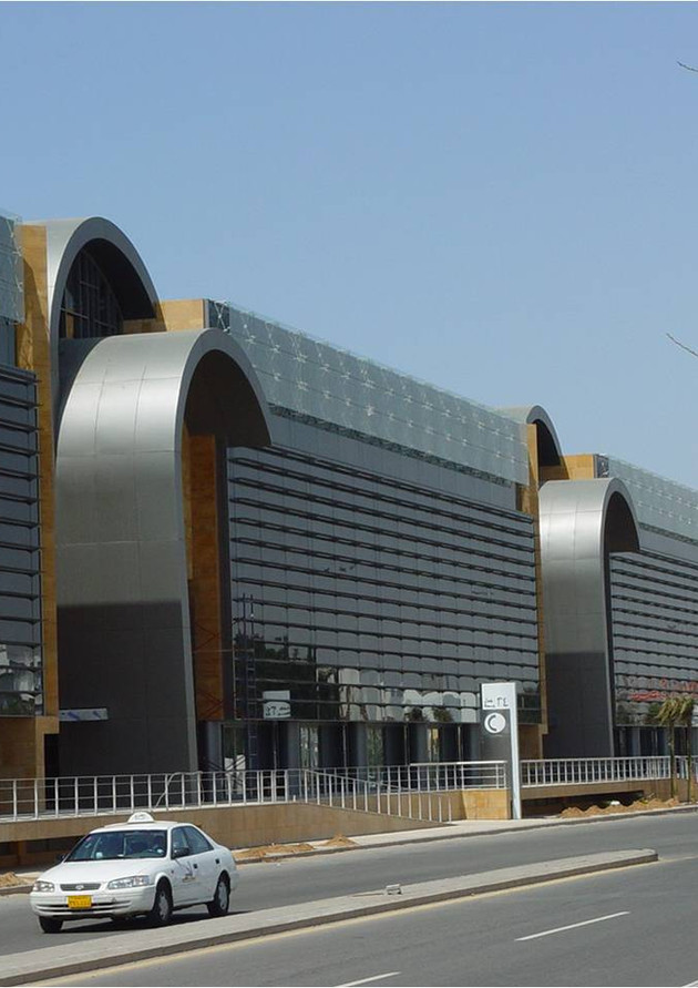 TermoDeck: Commercial Project (Saudi)