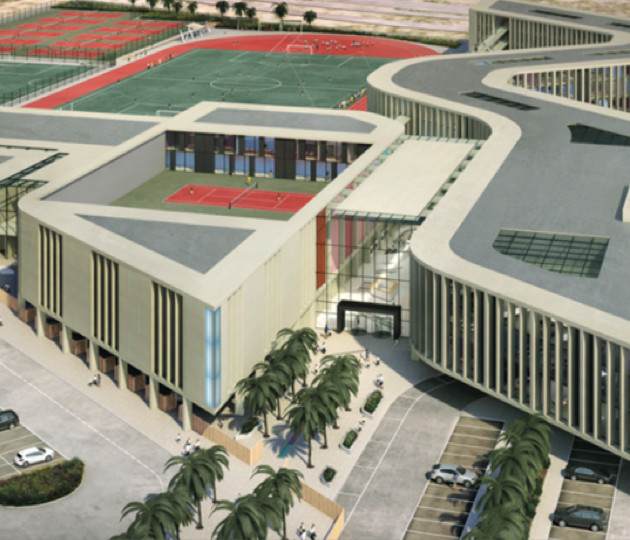 GEMS DAA - Dubai, UAE (Green School of the Year 2019 - WGBC)