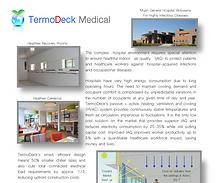 TermoDeck Hospitals and Clinics
