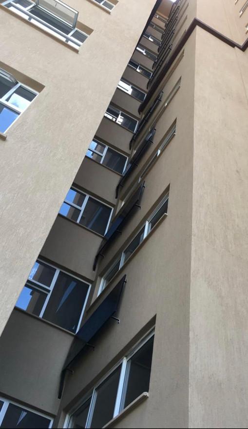 External panels: Apartments