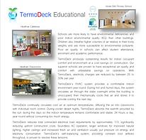 TermoDeck Schools