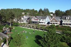 park aerial view