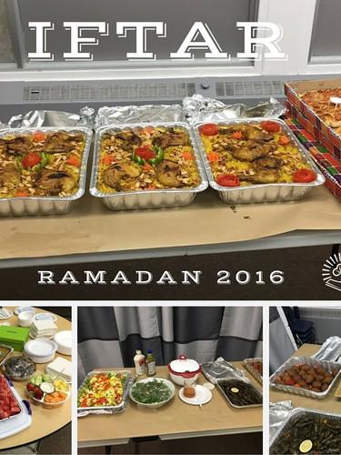 Iftar 2016 – Strengthening Sisterhood