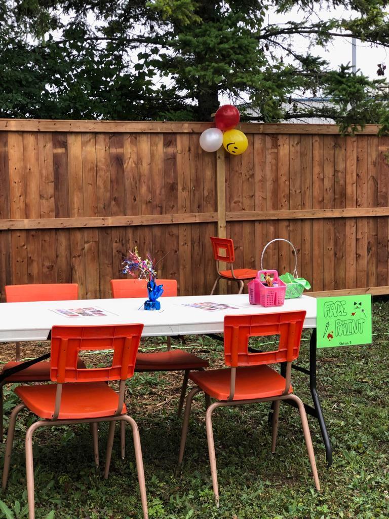 Kids activities in Izzah Open House