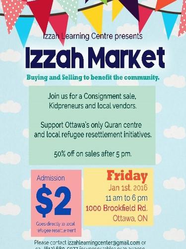 Consignment Sale & Izzah Bazaar