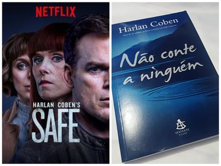#Resenha: Não conte a ninguém / Série Original Netflix Safe