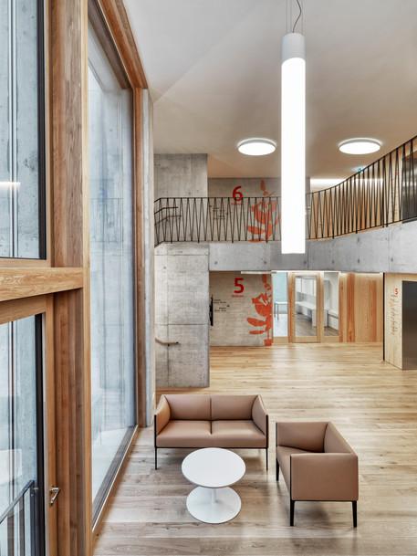 Haus Röteli, GHG Rosenberg, St.Gallen