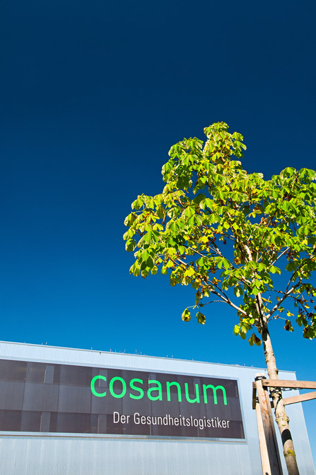 Logistik- und Servicezentrum Cosanum AG