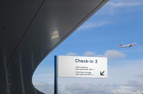 Flughafen Zürich, Vorfahrten