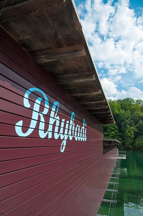 Flussbad «Rhybadi», Schaffhausen