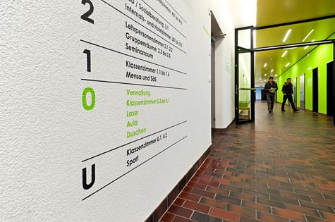 BZWU Berufs- und Weiterbildungszentrum Mattenhof, Flawil