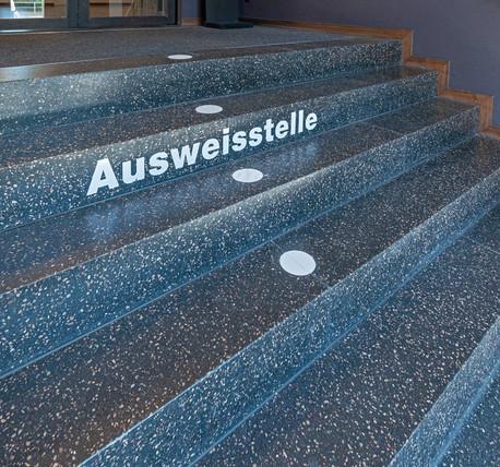 Ausweisstelle, Kantonales Verwaltungszentrum St.Gallen