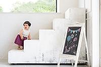鹿児島でかわいいスタジオでお子さんの記念撮影をするならStudio88