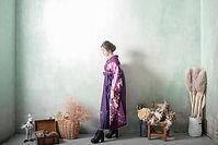 おしゃれなスタジオで卒業袴姿を撮るならStusio88