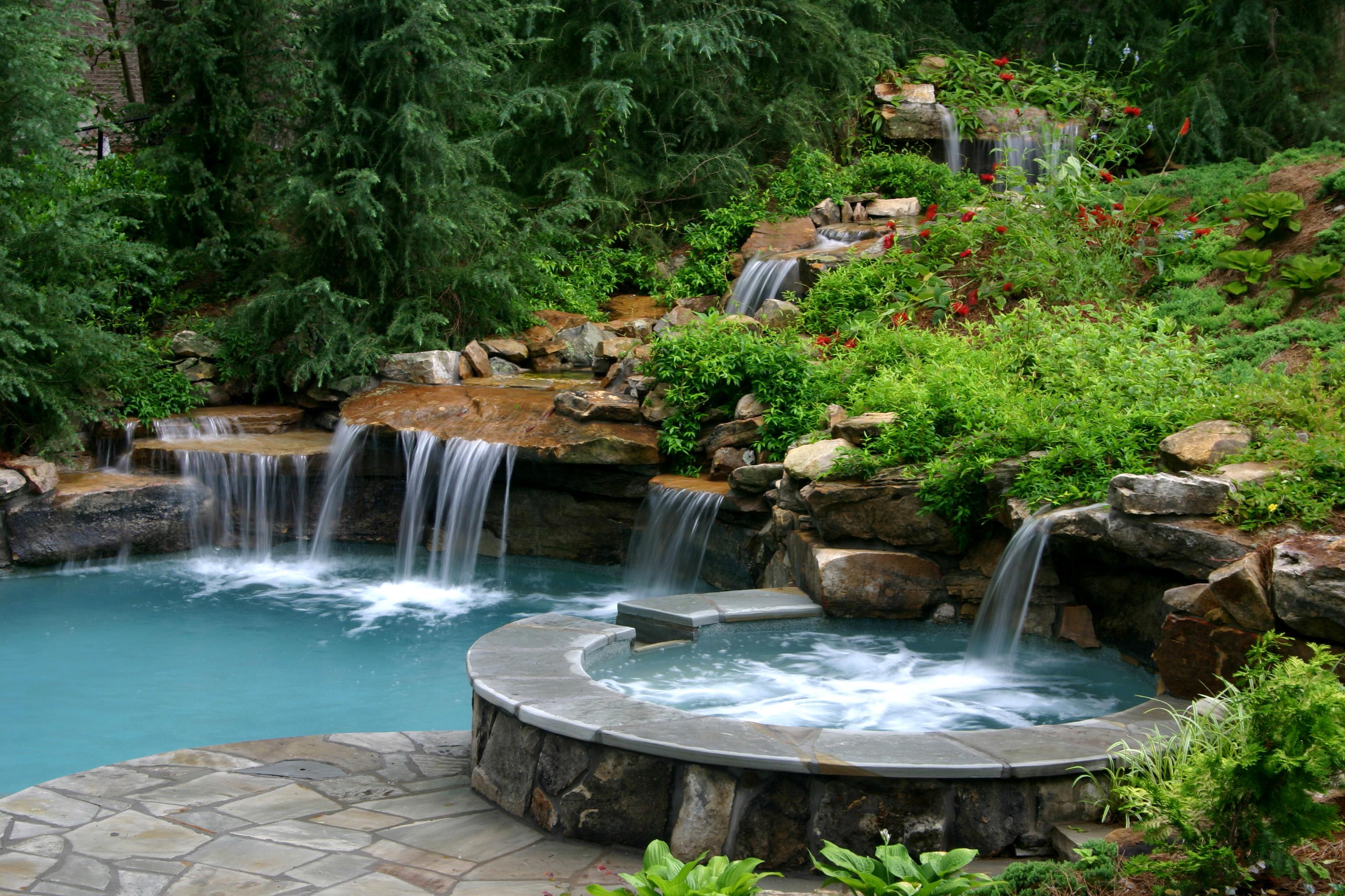 Main Pool Photo