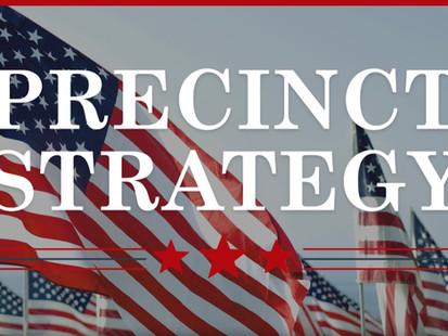 Precinct Strategy everyone needs to know
