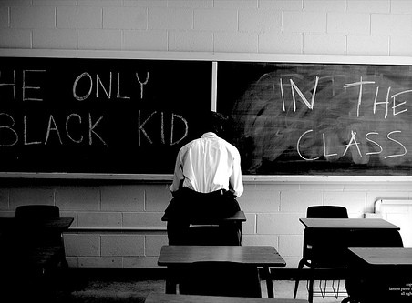 "Being ""The Black Kid"" in Class"