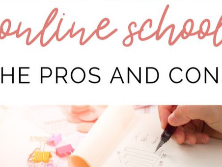 The Pros and Cons of Online Classes